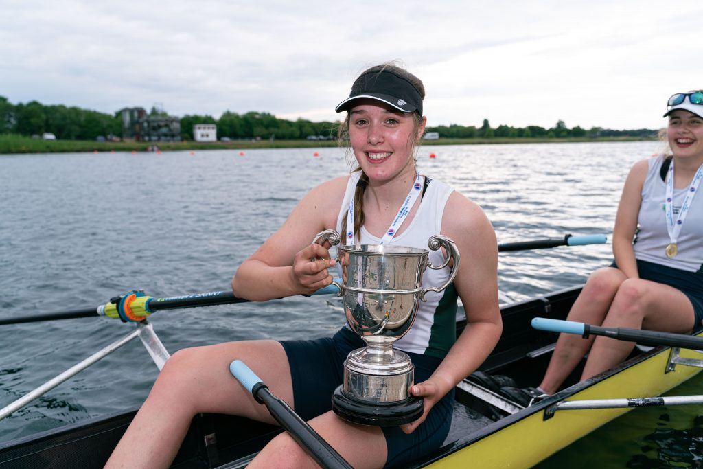 Trentham Boat Clun Juniors - NSR 2019
